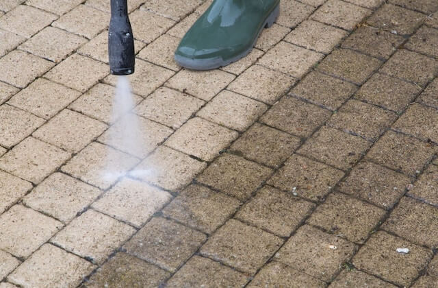 norman patio cleaning