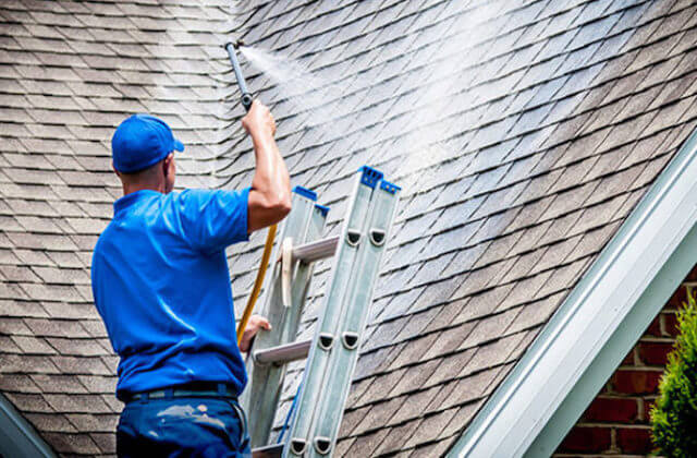 norman roof cleaning