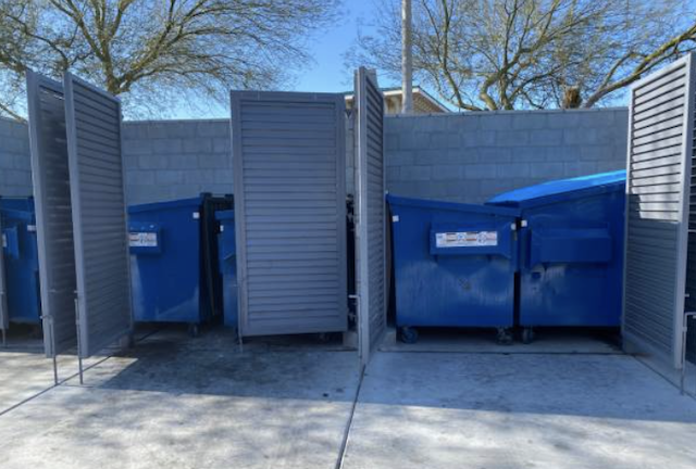 dumpster cleaning in norman
