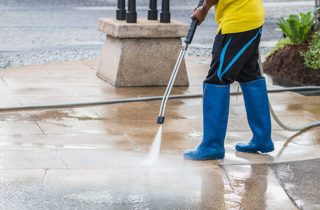 commercial cleaning norman