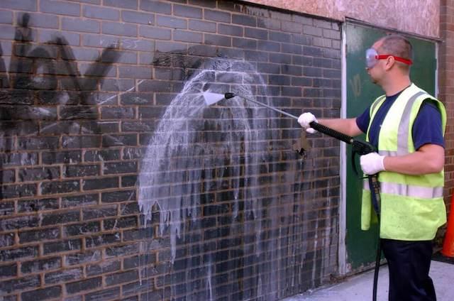 graffiti removal in norman